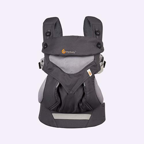 Carbon Ergobaby 360 Performance Carrier