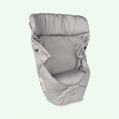 Grey Ergobaby Original Infant Insert
