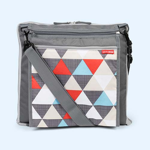 Triangles Skip Hop Central Park Outdoor Blanket