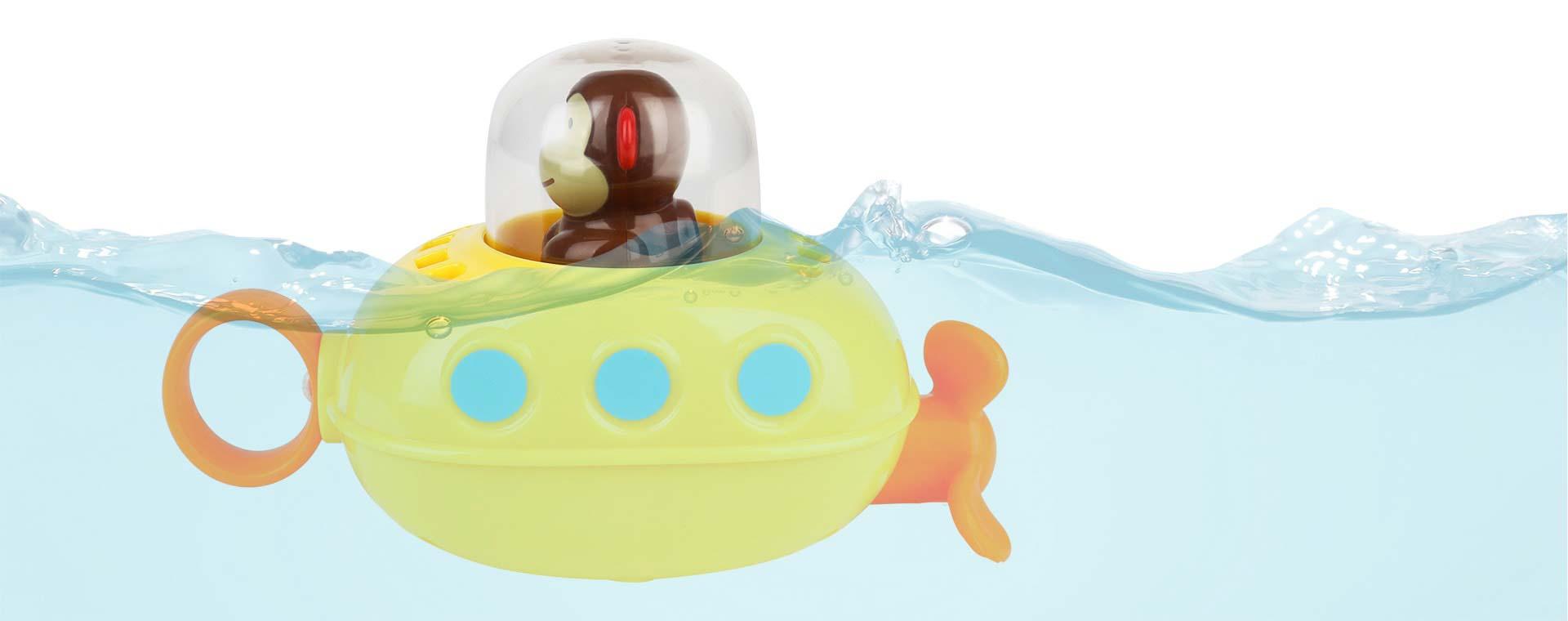 Multi Skip Hop Zoo Pull & Go Submarine