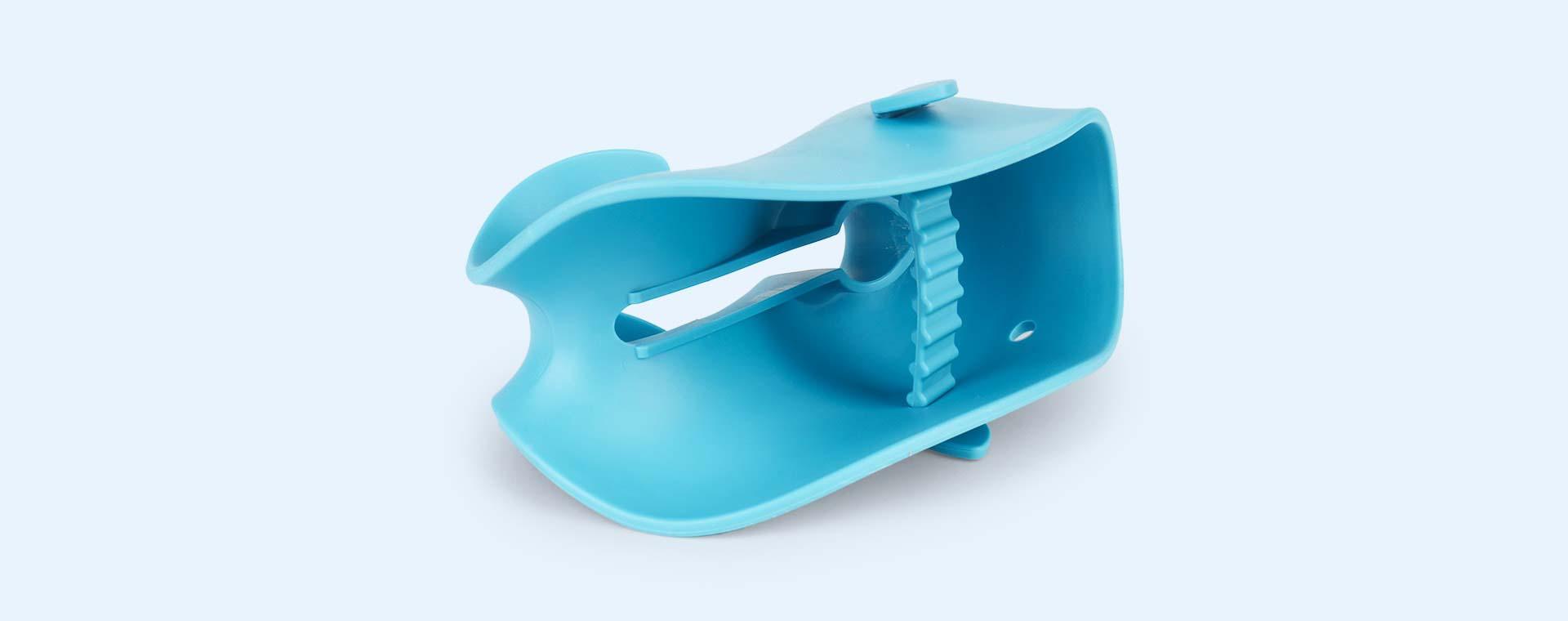 Blue Skip Hop Moby Bath Spout Cover