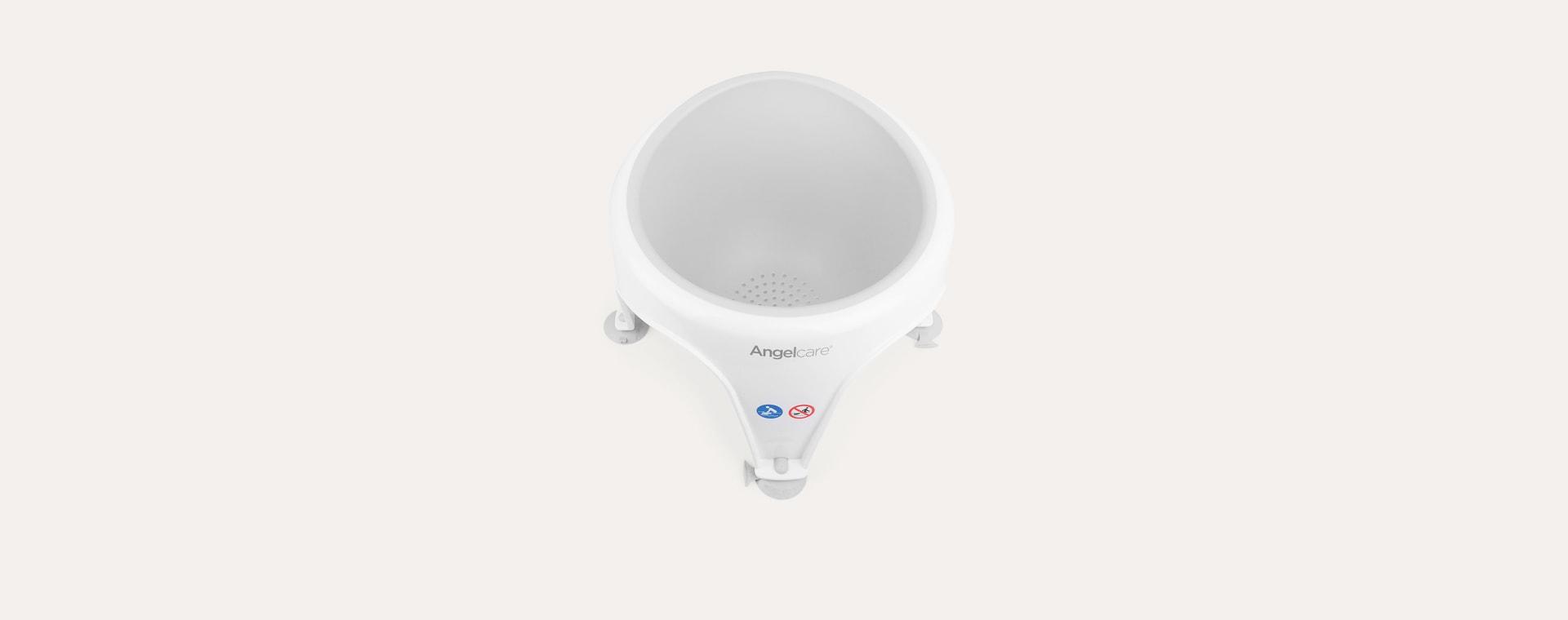 Grey Angelcare Baby Bath Seat