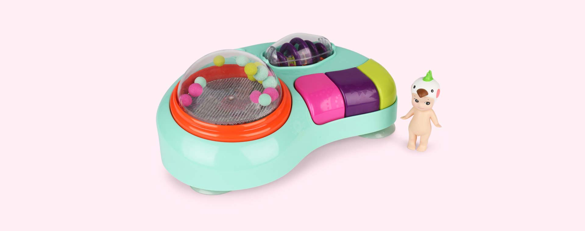 Multi B. Toys Whirly Pop
