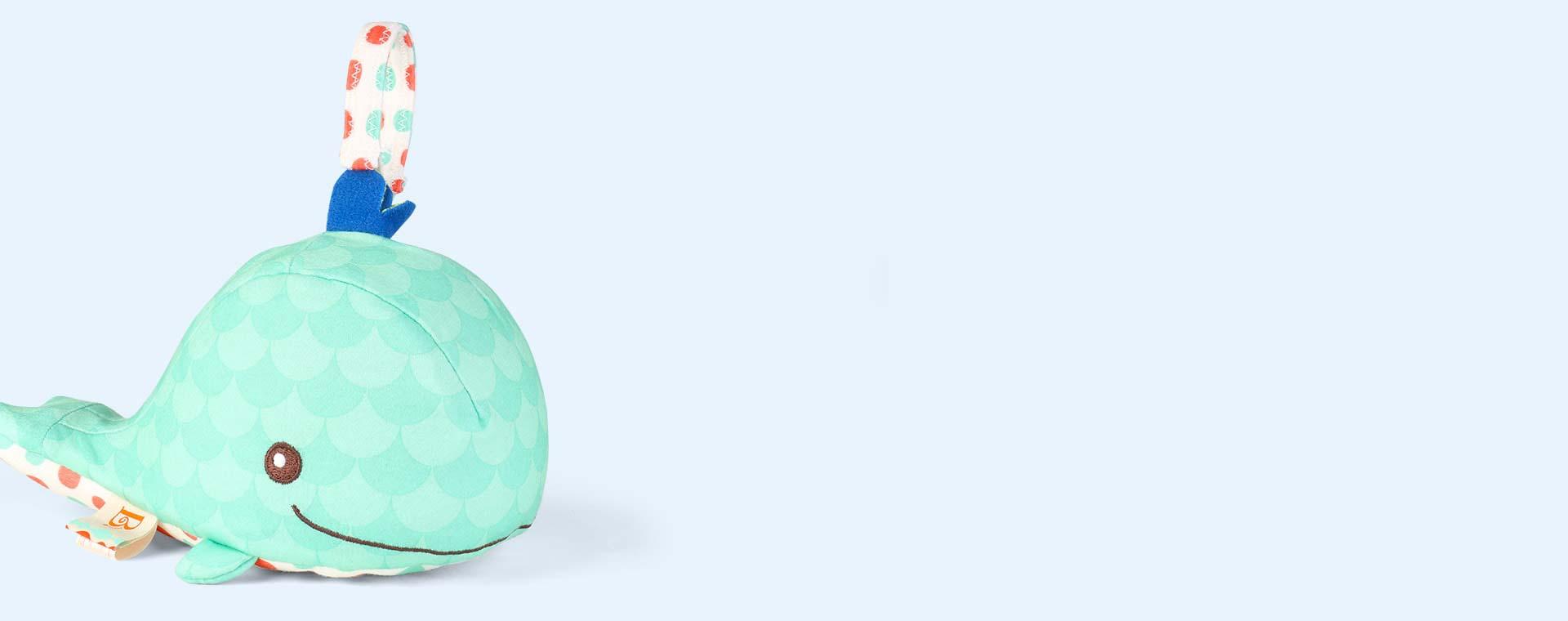 Blue B. Toys Glow Zzzs Whale