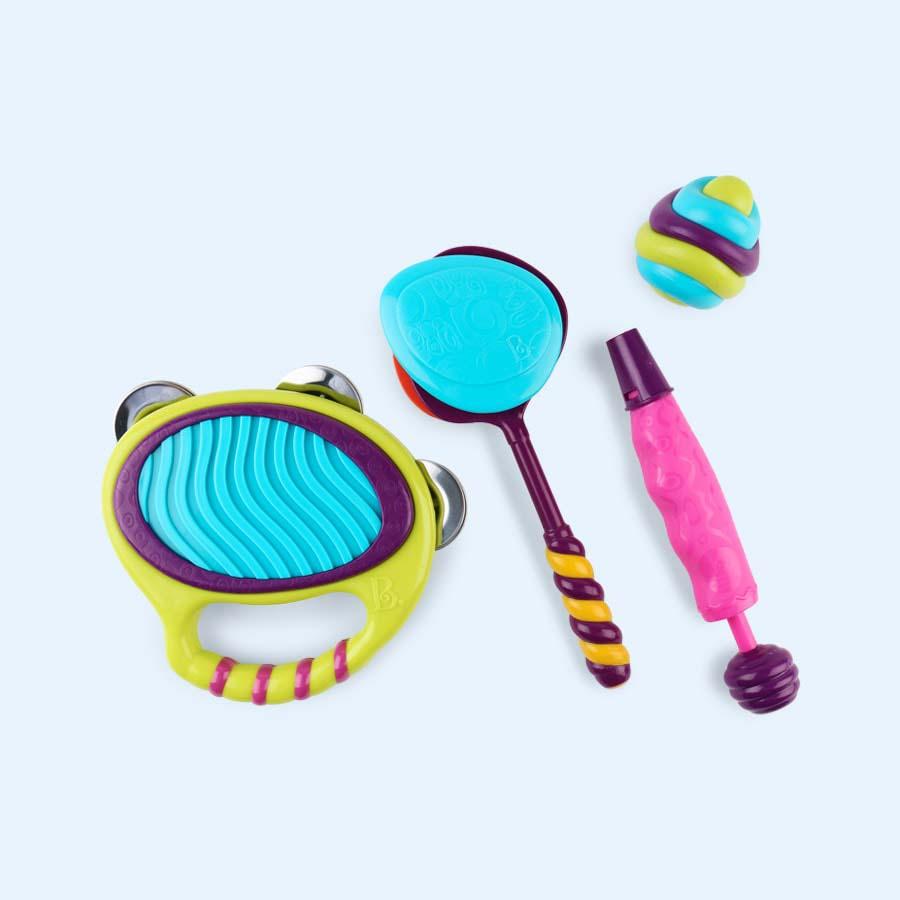 Multi B. Toys Drumroll Please