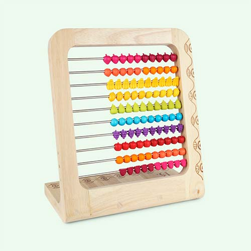 Multi B. Toys Two-ty Fruity Abacus