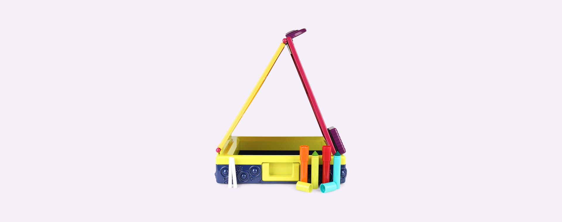 Multi B. Toys Take it Easel