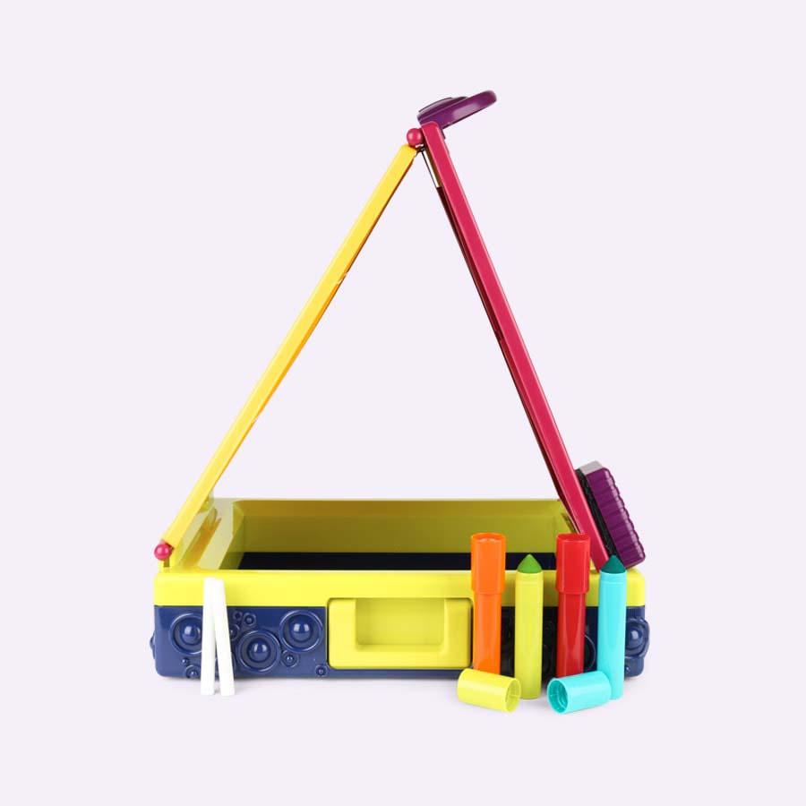 Multi B. Toys Take it Easel