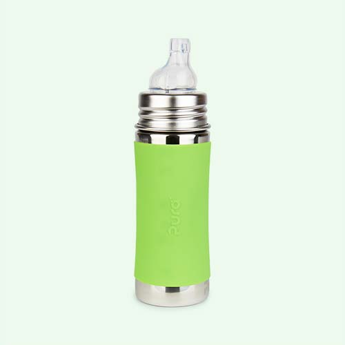 Green Pura 11oz Toddler Bottle