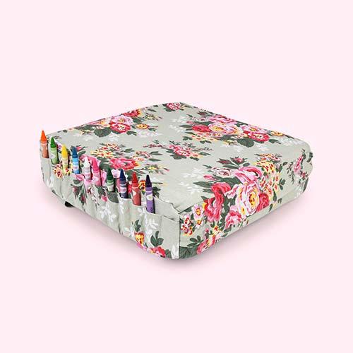 Floral Minene Mi Booster Cushion