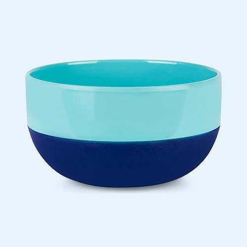 Blue Super Petit Melamine Bowl