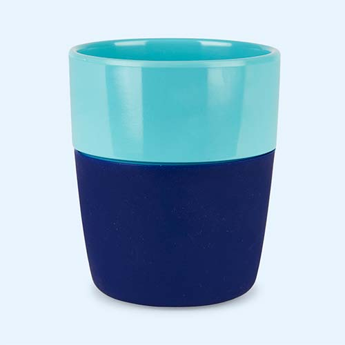 Blue Super Petit Melamine Cup