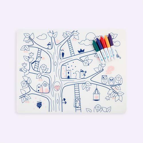 Magic Tree Super Petit Tablemat Set