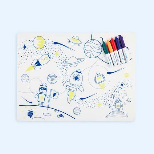 Into Space Super Petit Tablemat Set