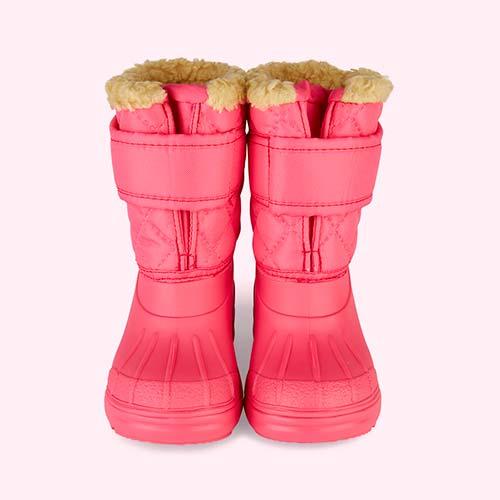 Fuschia igor Topo Ski Boot