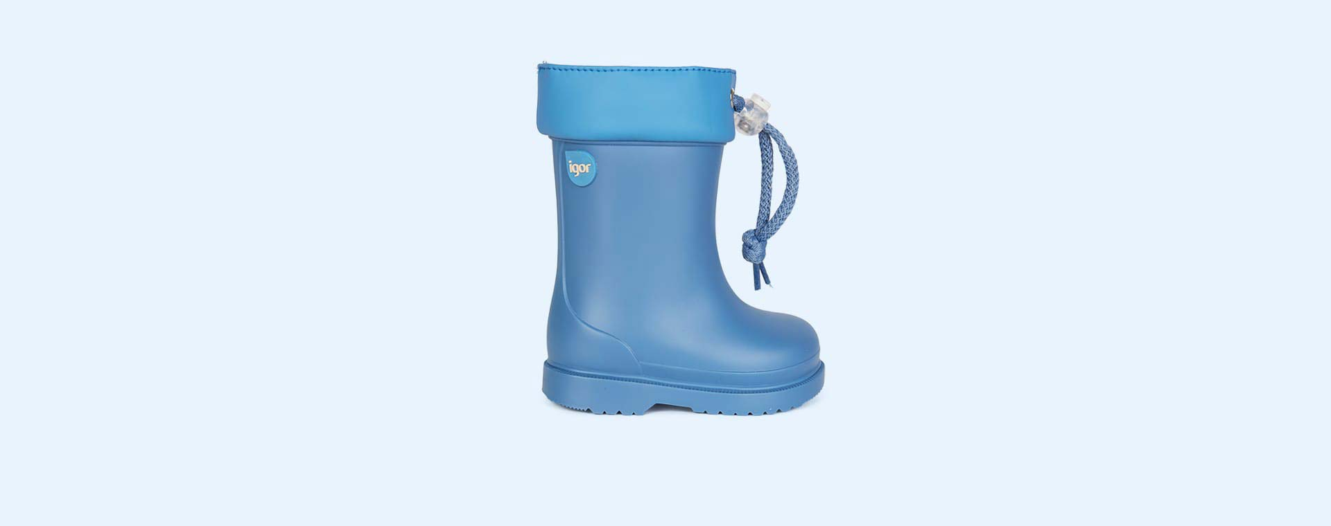 Blue igor Chufo Cuello Welly Boot