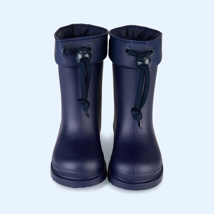 Navy igor Chufo Cuello Welly Boot