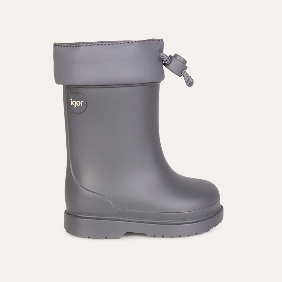 Grey igor Chufo Cuello Welly Boot