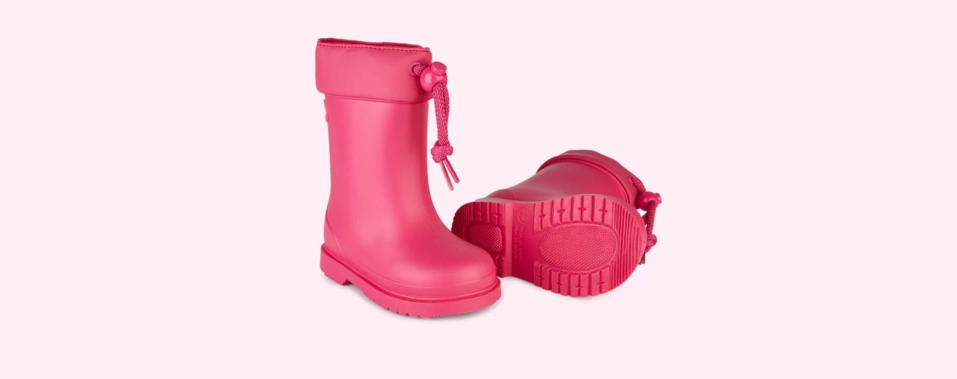 Fucshia igor Chufo Cuello Welly Boot