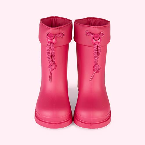 Fucshia igor Chufo Cuello Welly Boot