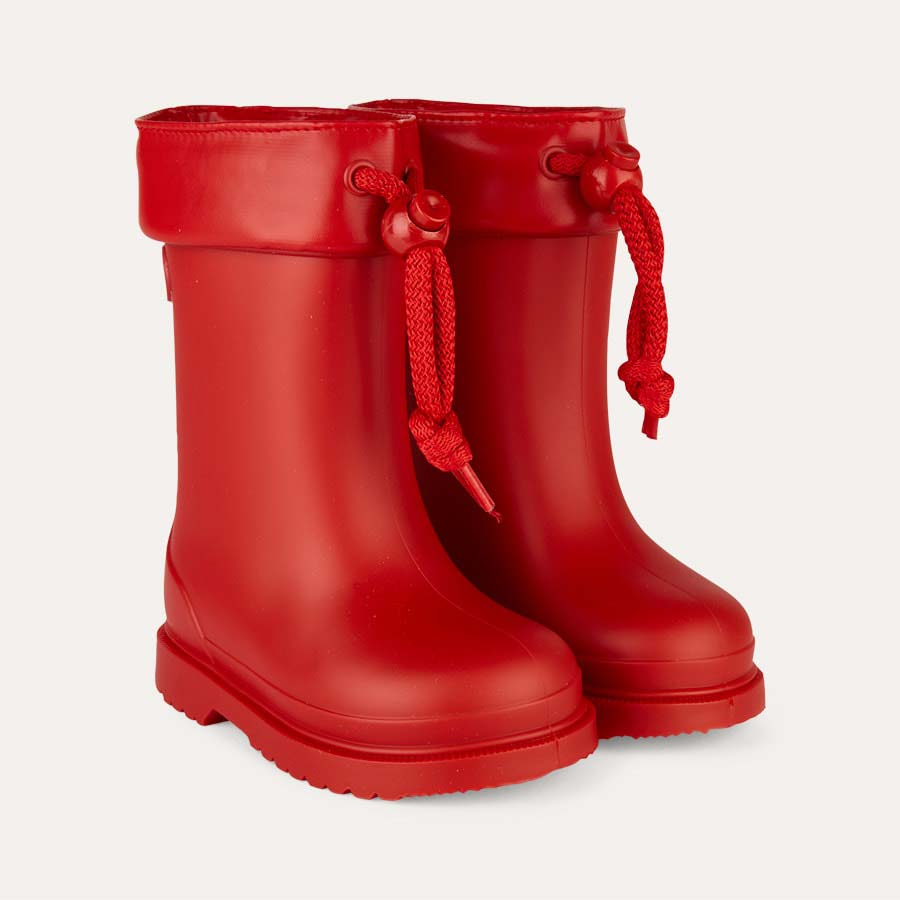 Red igor Chufo Cuello Welly Boot