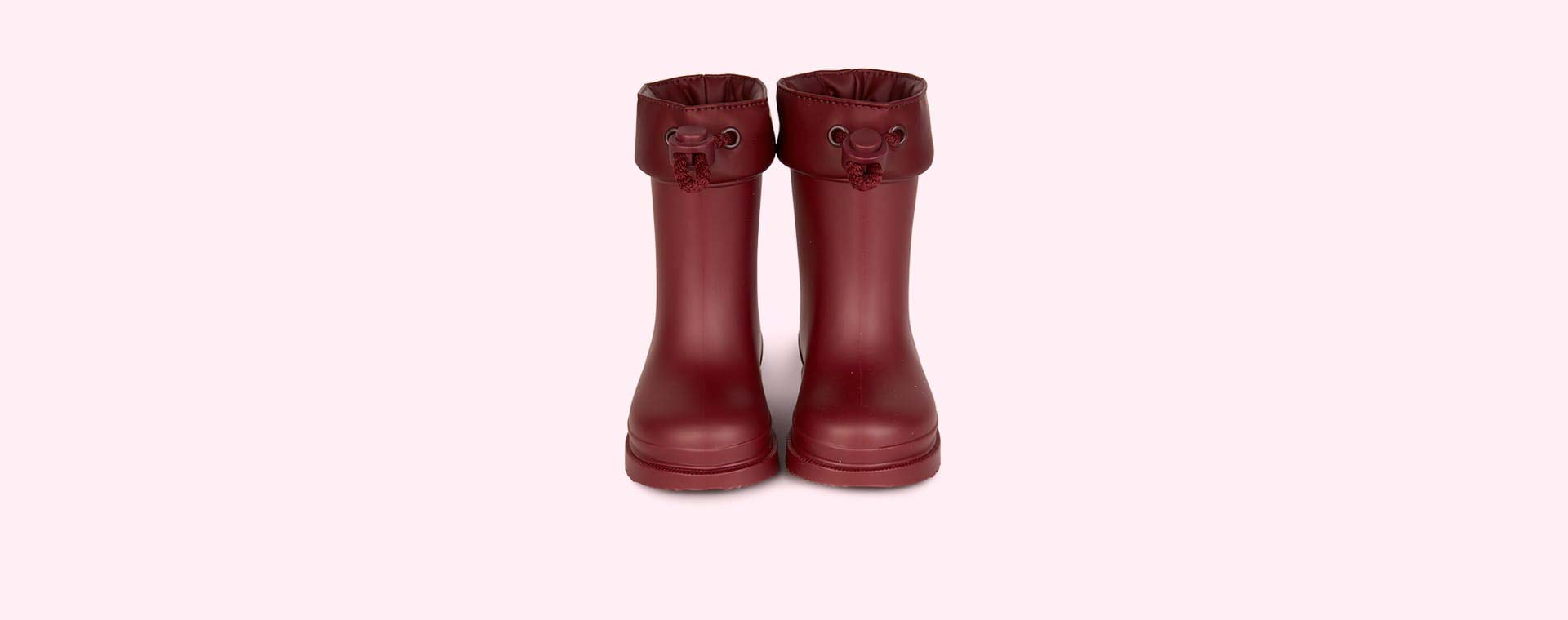Maroon igor Chufo Cuello Welly Boot