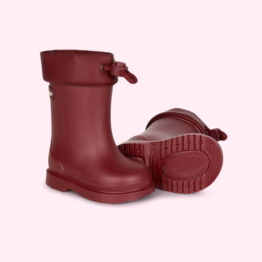 Maroon igor Chufo Cuello Welly Boot