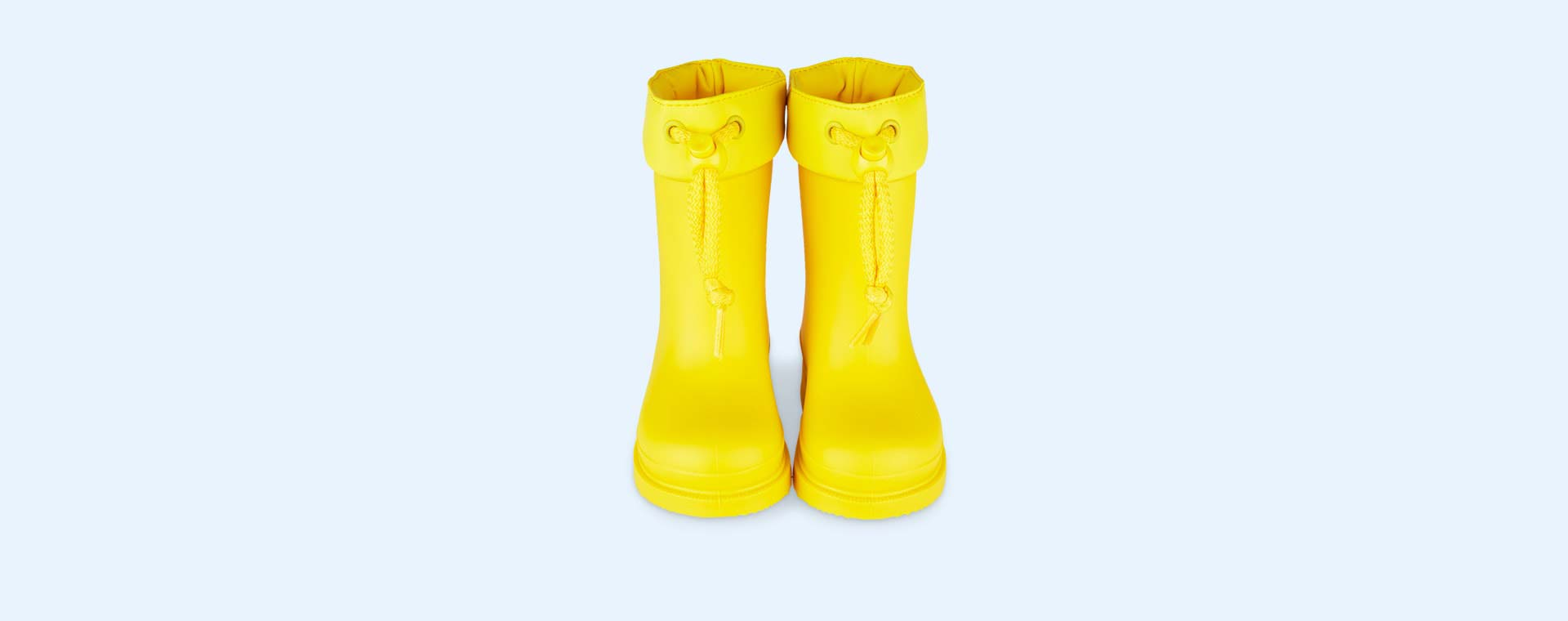 Yellow igor Chufo Cuello Welly Boot