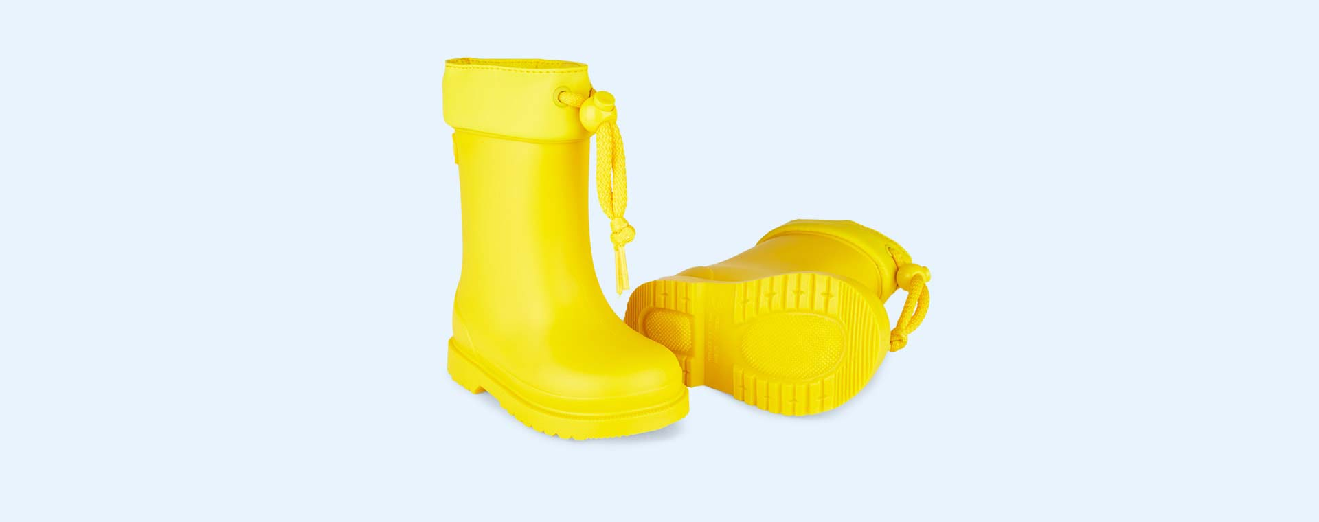 Amarillo igor Chufo Cuello Welly Boot