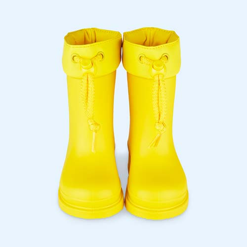 Yellow igor Chufo Cuello Welly Boot