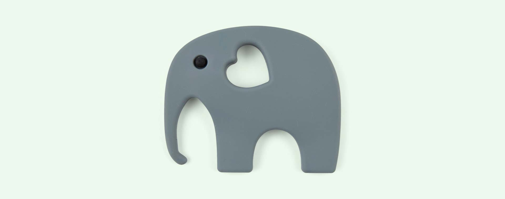 Grey Blossom & Bear Elephant Teether