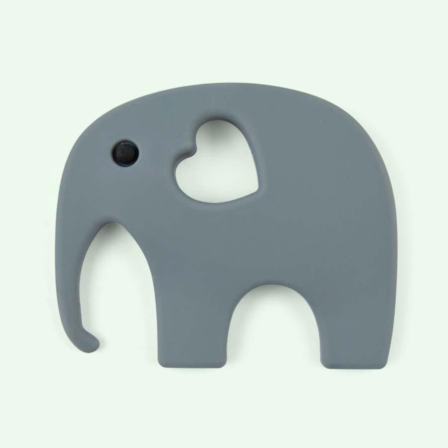 Grey Blossom & Bear Elephant Teether