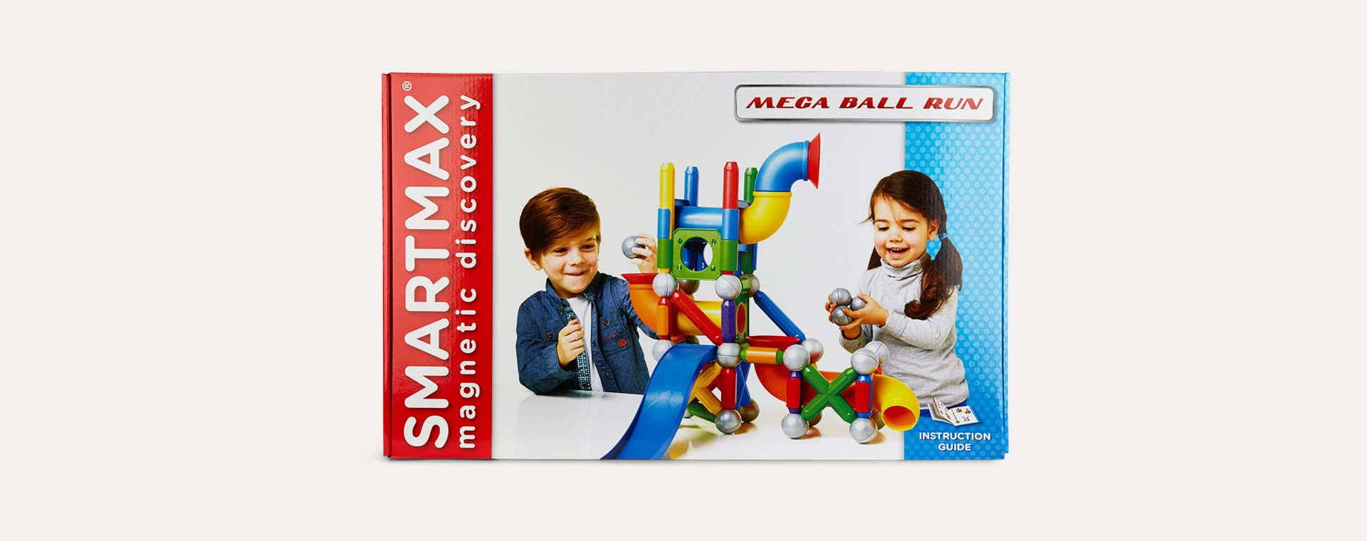 Multi SmartMax Mega Ball Run
