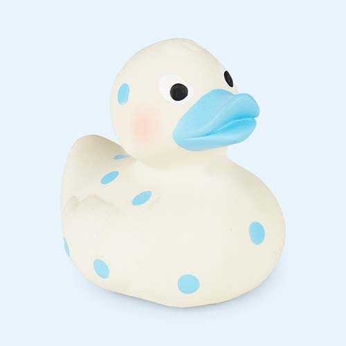Blue Cuddledry Cuddleduck Bath Toy