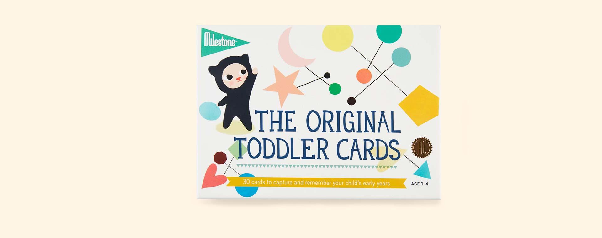 Multi Milestone Toddler Cards