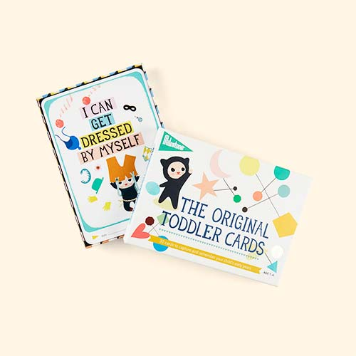 Multi Milestone Toddler Cards