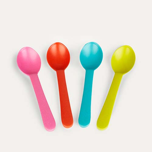 Multi EKOBO Spoon Set -  4 Pack