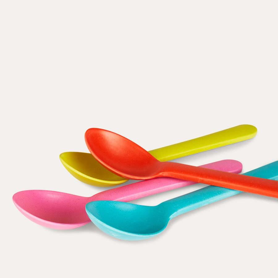 Multi EKOBO Spoon Set -  4 Pack