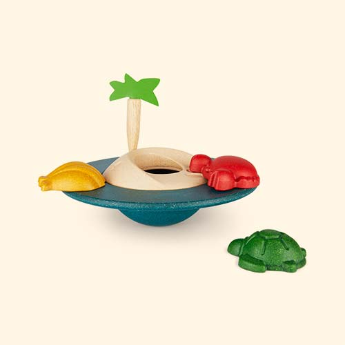 Multi Plan Toys Floating Island
