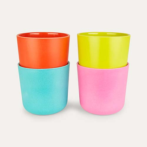 Multi EKOBO Cup Set - 4 Pack