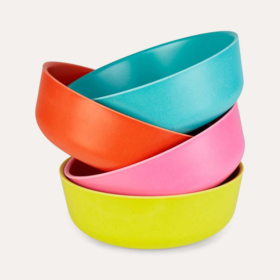 Brights EKOBO Bowl Set - 4 Pack