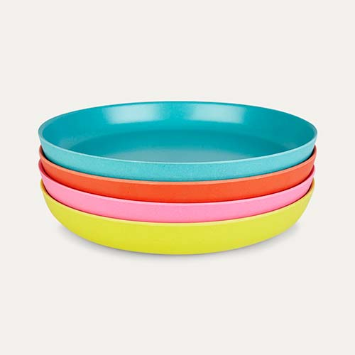 Brights EKOBO Small Plate Set - 4 Pack