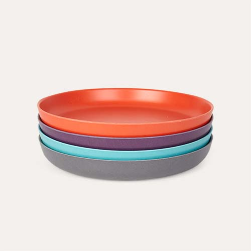 Multi EKOBO Small Plate Set - 4 Pack