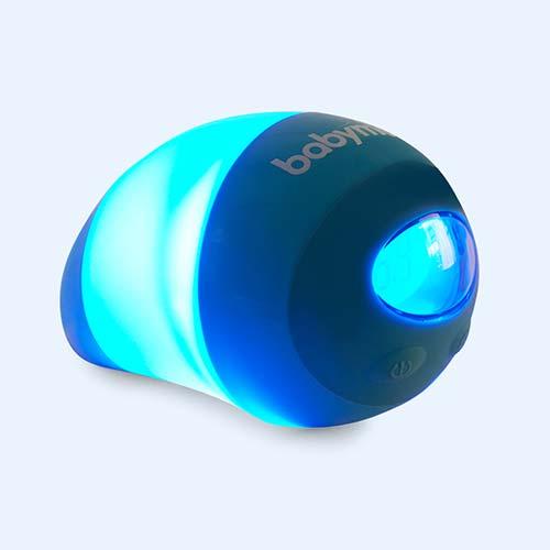 Blue Babymoov Thermolight Bath Thermometer