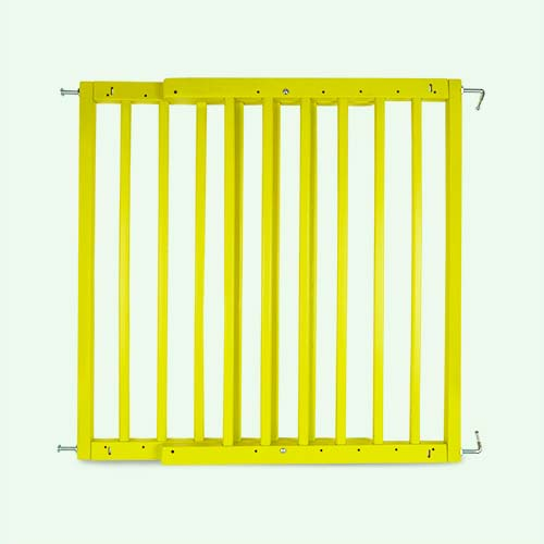 Yellow Badabulle Safety Gate