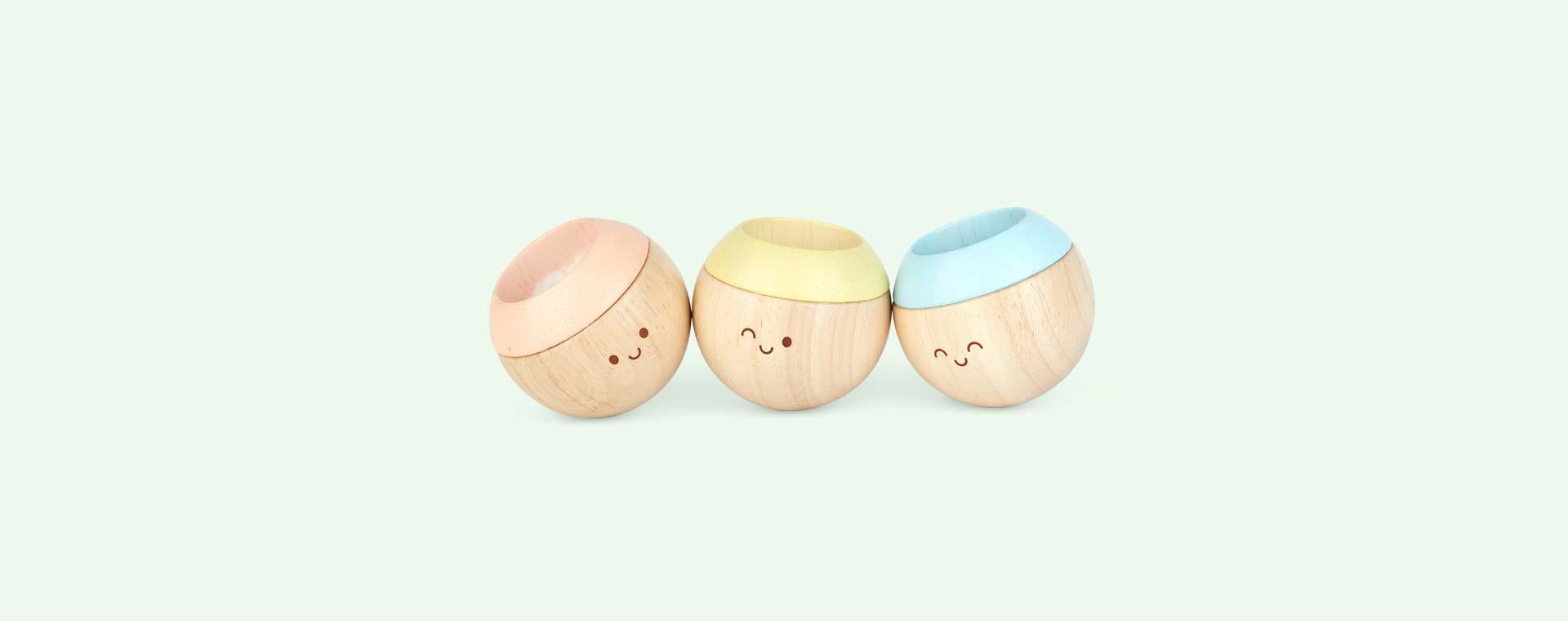 Pastels Plan Toys Sensory Tumbling