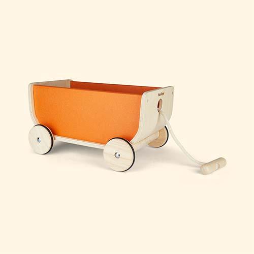 Orange Plan Toys Wagon