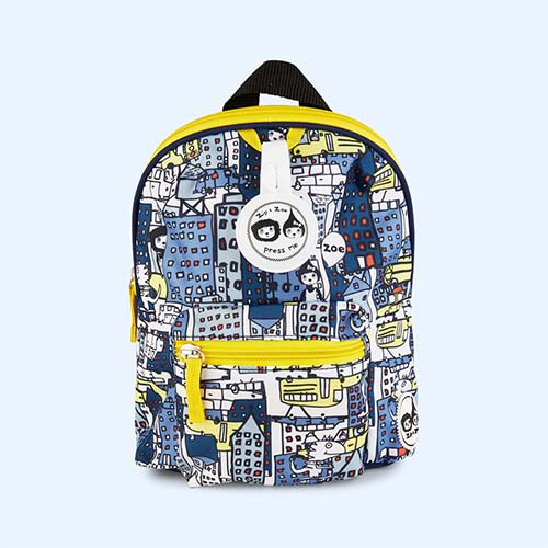 City Mini Babymel Mini Kids Backpack with Rein
