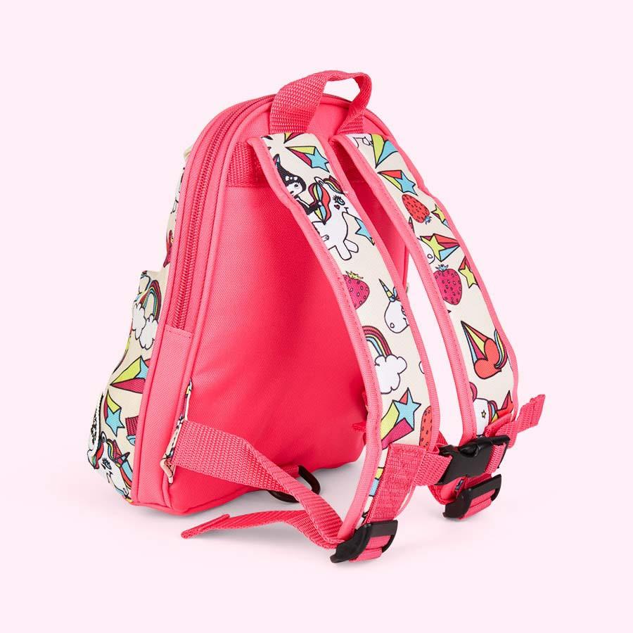 Unicorn Babymel Mini Kids Backpack with Rein