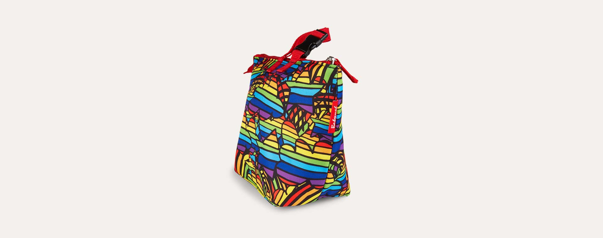 Rainbow Multi Babymel Lunch Bag